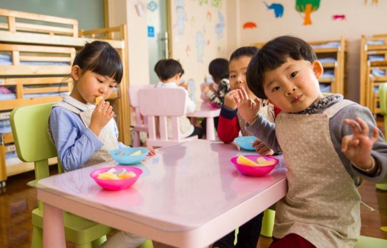 chinese kindergartens in Singapore